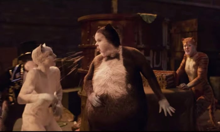 Feline Queasy Eight Urgent Questions About The Cats Trailer Film The Guardian