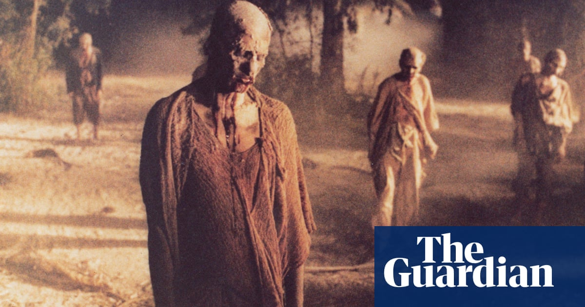 The Antonioni of splatter: welcome to the gruesomely elegant world of Lucio Fulci