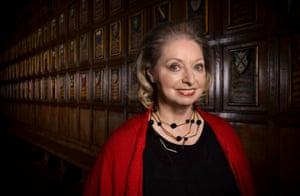 Portrait of Dame Hilary Mantel for her BBC Reith Lectures