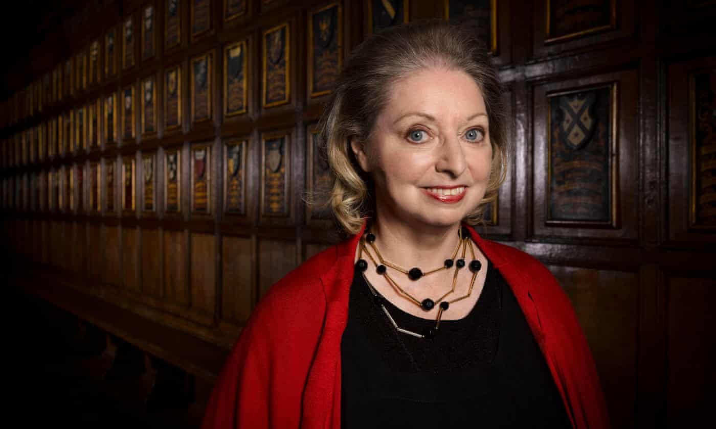 Hilary Mantel: 'History is a process, not a locked box'