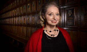 Hilary Mantel brought history to life in her fascinating lecture.