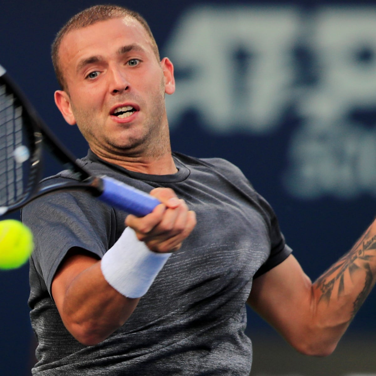 Dan Evans eager for US Open and frustrated by tennis's slow return   Tennis