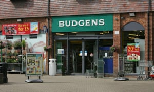 a Budgens store