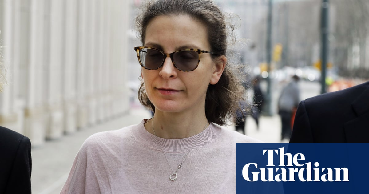 Seagram heiress Clare Bronfman pleads guilty in alleged sex cult case