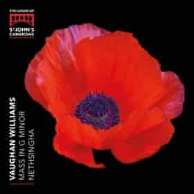 Vaughan Williams: Mass In G Minor choir of st. john's college cambridge