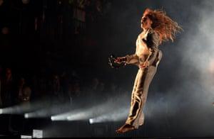 Florence + the Machine Glastonbury 2015