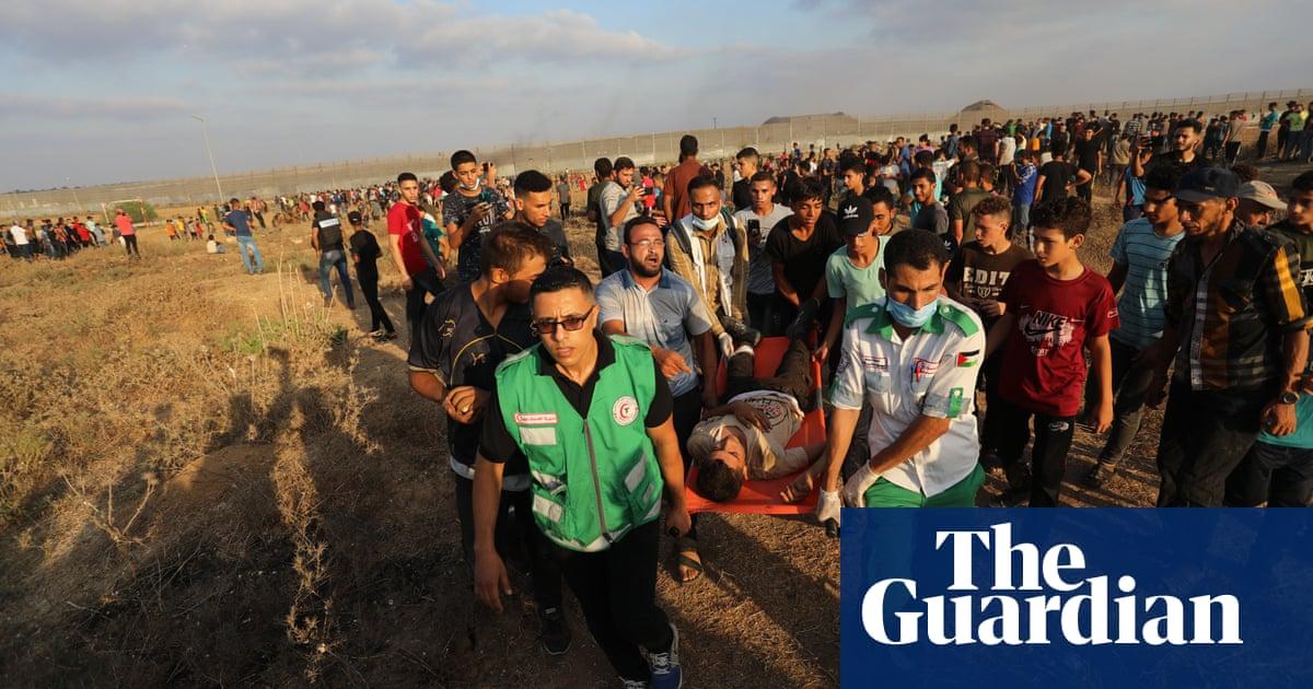 Israeli aircraft strike Hamas sites in Gaza as hostilities escalate