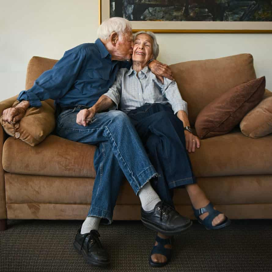 Morrie and Betty Markoff