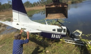 Six people survived a light-plane crash in Queensland on Sunday 26 July, 2015. The Piper Cherokee 6 crashed near Proserpine.