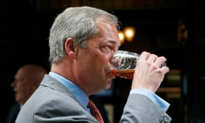 'Farage failed because he could run a piss-up in the brewery of opposition, but that is a different skill to making potable beer.'