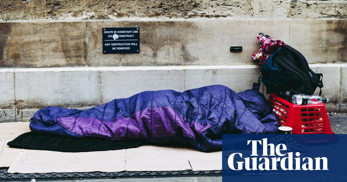 UK's official rough sleeping numbers 'far lower than reality'