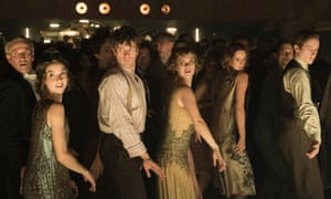 Show me the way to the next whisky bar … a sequence from Babylon Berlin.