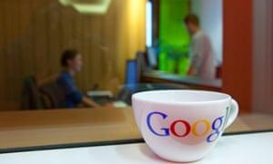 google coffee cup