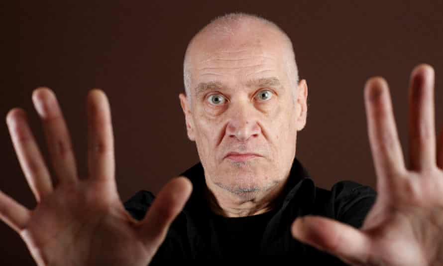 Wilko Johnson is looking forward to that 'glad to be alive' movement.