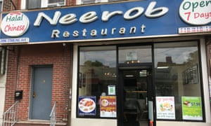 The owner of Neerob says Ocasio-Cortez used to live across the road from him. 'She came before the election to our restaurant.'