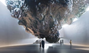 Powerful but problematic: Anish Kapoor's inhabitable meteorite