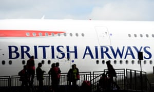 Angry travellers said they had queued for hours at airports.