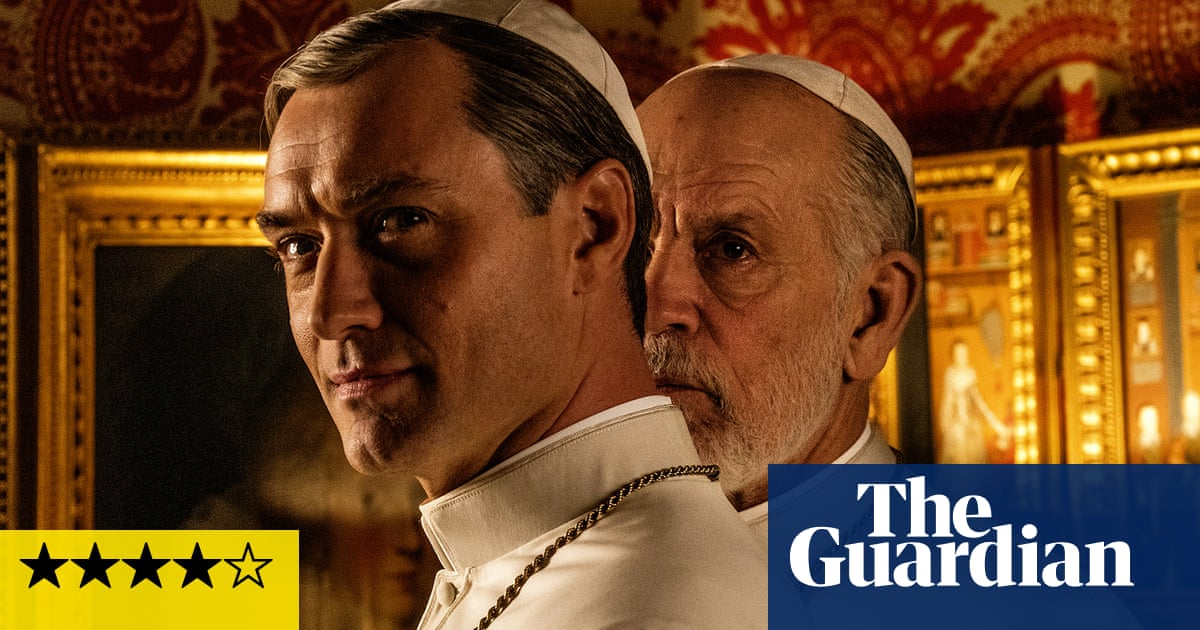 The New Pope review – enter a seductively camp John Malkovich