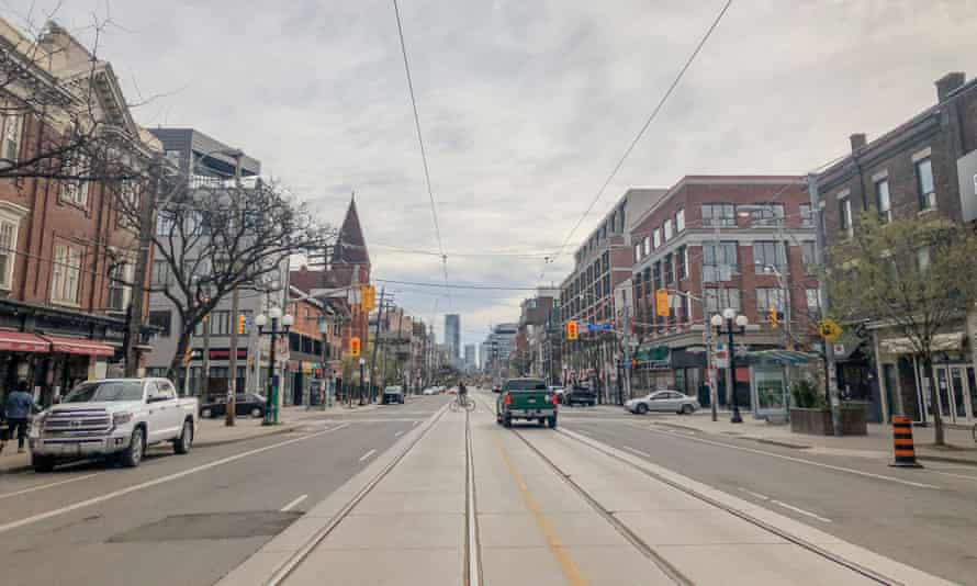 ith shops in Toronto deemed 'non-essential' and closed to the public, many have feared that companies like Amazon will prove devastating for struggling small businesses.