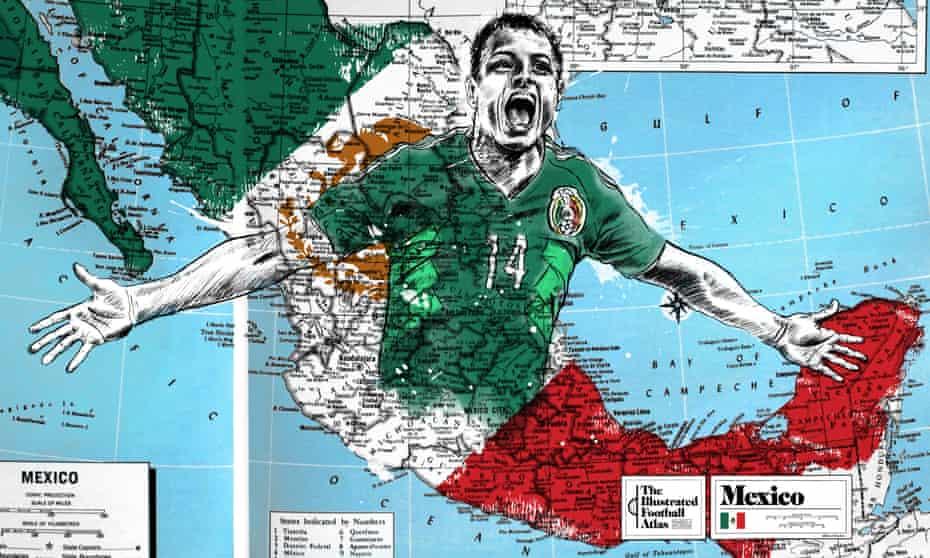 Javier Hernández, Mexico