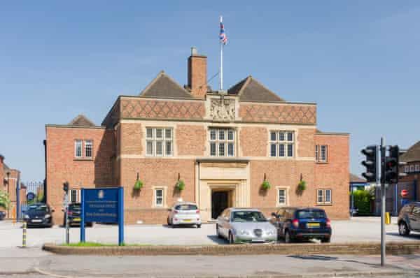 Privileged ... King Edward's school in Birmingham.