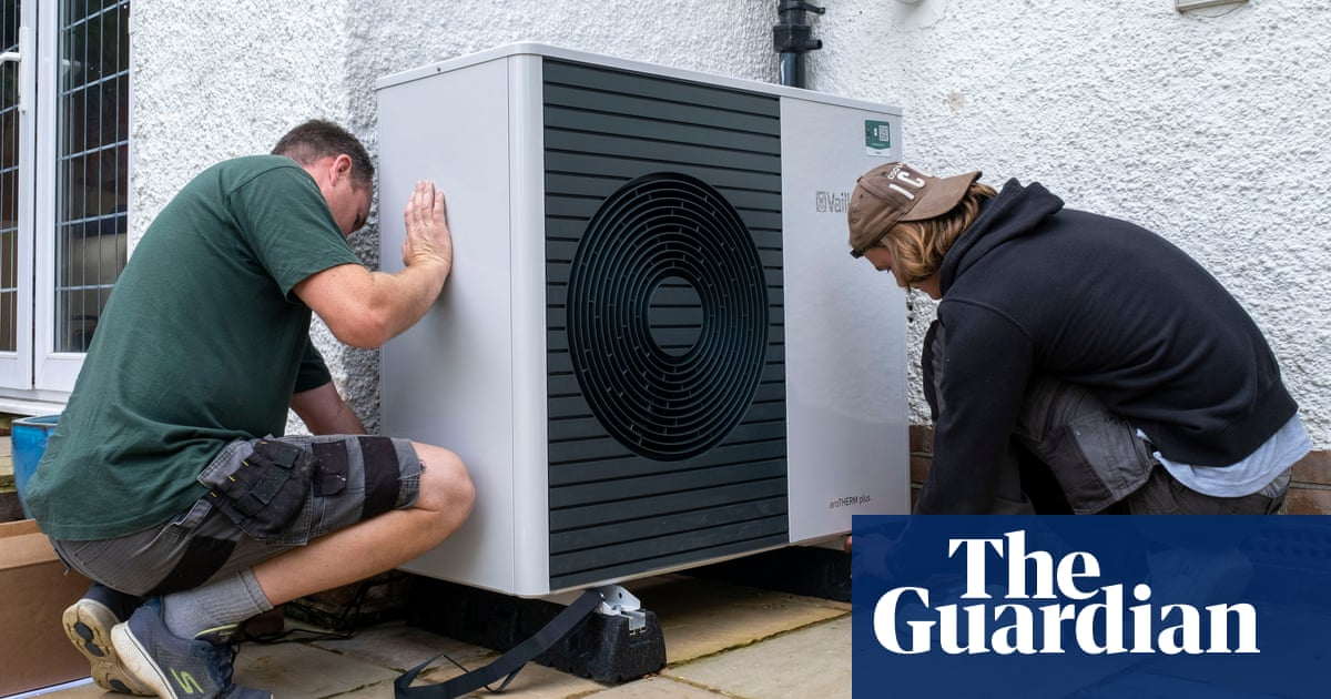 Heat pumps are practical and necessary
