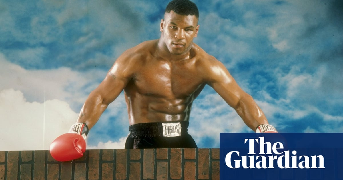 When Mike Tyson won 15 fights in his first year as a professional boxer