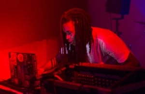 'It ain't like you're gonna whistle along' … Moor Mother's astonishing set at Wysing Polyphonic.