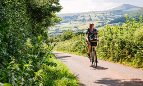 Outdoors again at last: a first real walk, run and cycle as lockdown eases