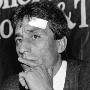 Roberto Rojas.