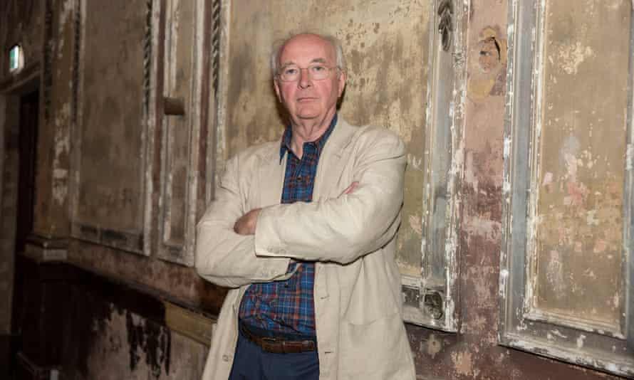 Children's author Philip Pullman.