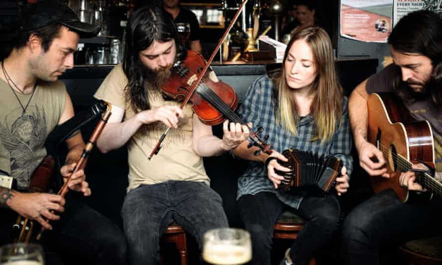 Lynched band in Dublin, July 2015. Photos by Brian Flanagan: