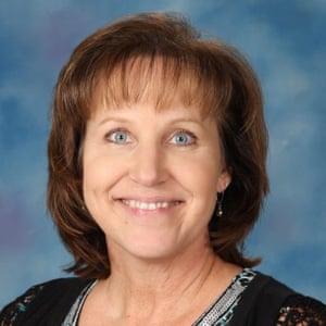 Susan Smith. A victim of the Las Vegas mass shooting on 2 October 2017