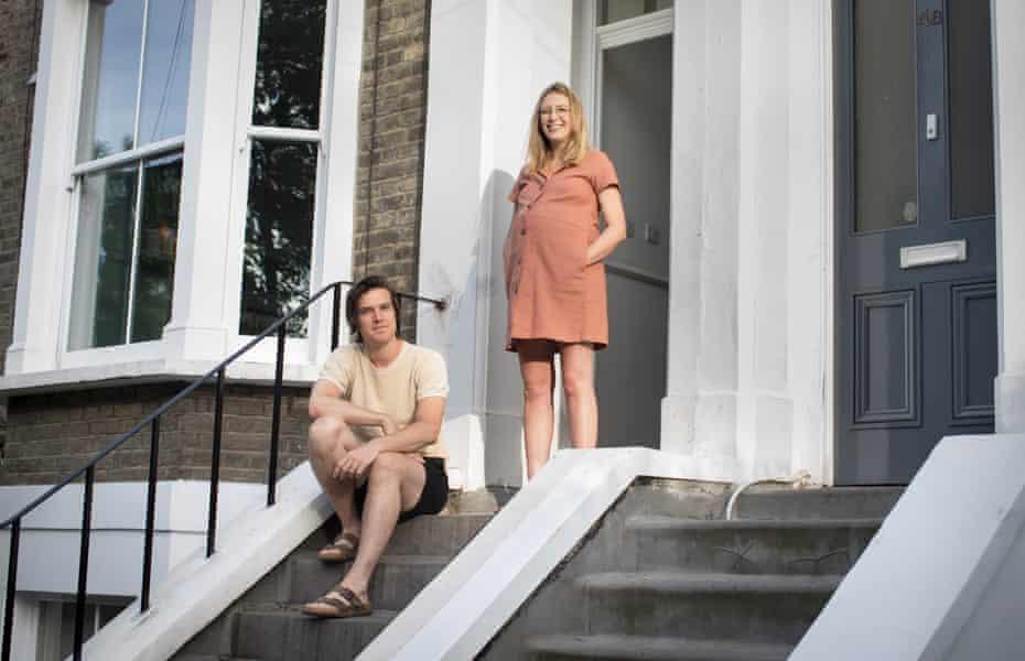 James Dow and Juliet Cochrane
