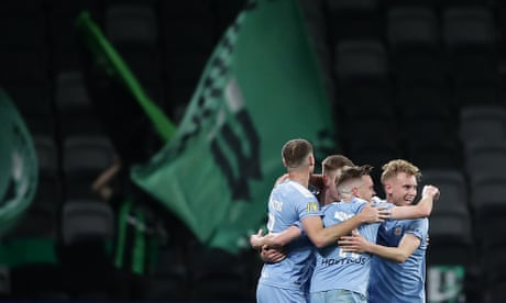 Melbourne City's search for identity ramps up with first grand final appearance | Simon Hill