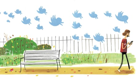 Tweet with care …