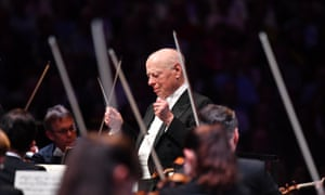 Bernard Haitink conducts the Vienna Philharmonic in Prom 60.