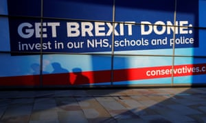 The slogan at the Conservative party conference