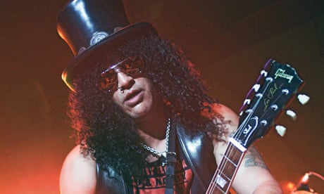 Slash on his greatest hits: 'John Lennon had his lost weekend. I had a lost decade'