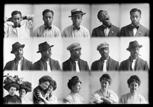 Inside his photo studio, Mangum created an atmosphere ­­– respectful and often playful – in which hundreds of men, women and children felt comfortable. Sadly many of his glass plate negatives were lost. The images that survived – from more than 900 plates – were salvaged at the last minute from the tobacco pack house in Durham, North Carolina, where Mangum built his first darkroom