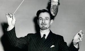 Harry Rabinowitz was appointed conductor of the BBC Revue Orchestra in 1953.