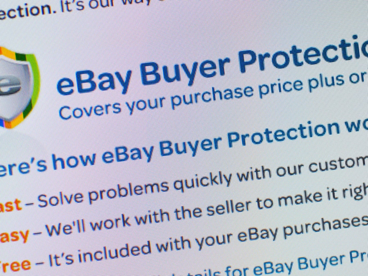 I Could Prove I Had Been Scammed But Ebay Wasn T On My Side Scams The Guardian