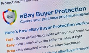 Ebay Technology The Guardian