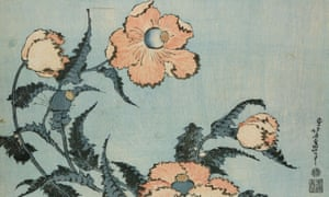 Detail from Poppies from Large Flowers, 1831-2.