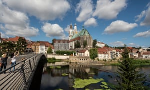 Görlitz has played the part of quaint Mitteleuropean burg in several Hollywood films, but in reality has Germany's lowest wages and one of the highest proportions of far-right voters.