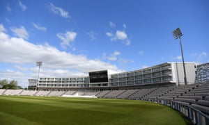 The hotel at the Ageas Bowl is set to form part of the  bio-secure environment that players will enter