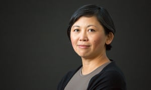 Edinburgh International Book Festival 2017Yiyun Li seen before speaking at the Edinburgh International Book Festival, Edinburgh, Scotland. UK 17/08/2017 © COPYRIGHT PHOTO BY MURDO MACLEOD All Rights Reserved Tel + 44 131 669 9659 Mobile +44 7831 504 531 Email: m@murdophoto.com STANDARD TERMS AND CONDITIONS APPLY (press button below or see details at http://www.murdophoto.com/T%26Cs.html No syndication, no redistribution, Murdo Macleods repro fees apply. Commed. A22DEX