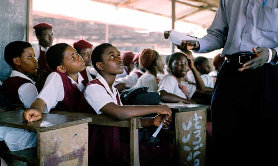 Girls' school in Nigeria