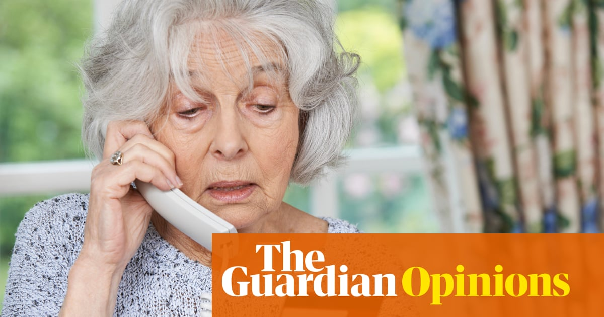 The Devastating Health Impact Of >> Scams Can Have A Devastating Impact On Older People S Health Paul