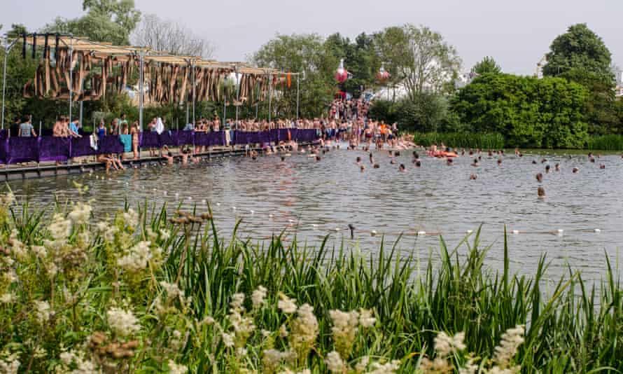 The Secret Garden Party at Abbots Ripton in Cambridgeshire.